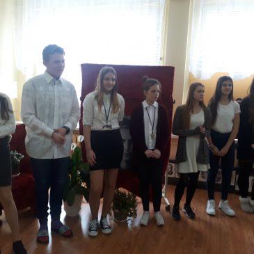 Wyniki Szkolnego Konkursu Recytatorskiego Poezji K. K. Baczyńskiego