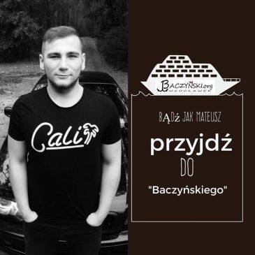 Absolwent naszą wizytówką- Mateusz Makowski, rocznik 2013; student Bezpieczeństwa Narodowego