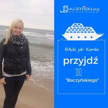 Absolwent naszą wizytówką- Kamila Kalinowska (rocznik 2008); nauczyciel akademicki
