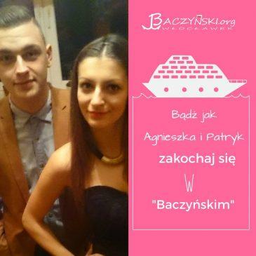 Absolwent naszą wizytówką- Agnieszka Szychowska i Patryk Chmurzyński (rocznik 2013); studenci administracji i technologii żywności