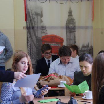 V Międzyszkolny Konkurs Języka Angielskiego