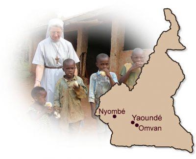 """""""Baczyński"""" niesie pomoc dzieciom w Kamerunie"""