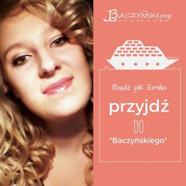Absolwent naszą wizytówką- Emilia Waszkiewicz (rocznik 2012); studentka polityki społecznej na Uniwersytecie Ekonomicznym w Poznaniu