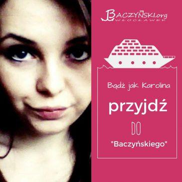 Absolwent naszą wizytówką- Karolina Matczak (rocznik 2013); studentka japonistyki na Uniwersytecie Warszawskim