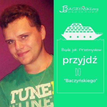 Absolwent naszą wizytowką- Przemysław Sekretarski (rocznik 2012); student analityki medycznej Collegium Medicum w Bydgoszczy
