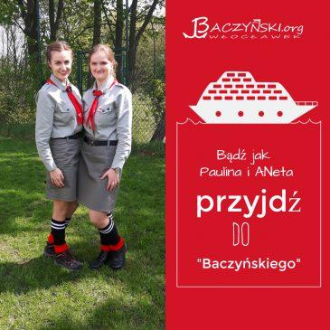 Absolwent naszą wizytówką- Aneta Dybowska, Paulina Kontowicz (rocznik 2011) nauczycielki języka niemieckiego