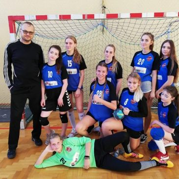 Sukcesy sportowe dziewcząt z Gimnazjum nr 7