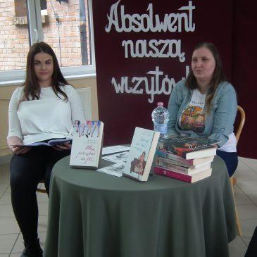Spotkanie z Małgorzatą Falkowską