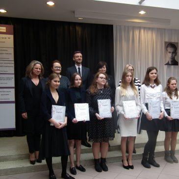 XXIV Wojewódzki Konkurs Poezji K.K. Baczyńskiego.