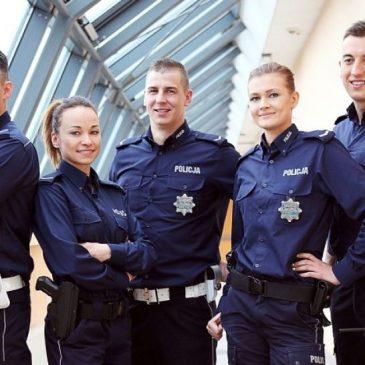 1 E – KLASA MUNDUROWA – o profilu policyjnym