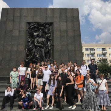Klasa IIA LO z wizytą w stolicy