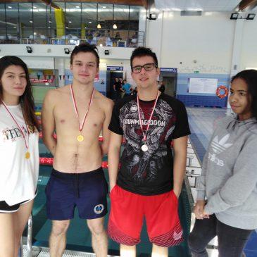 Licealiada 2018/2019- pływanie