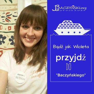 Absolwent naszą wizytówką- Wioleta Rutkowska (rocznik 2011)