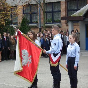 """Obchody Święta Niepodległości w """"Baczyńskim"""""""