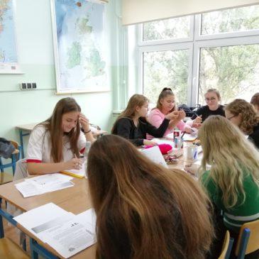 Licealiści Włocławka podnoszą swoje kompetencje