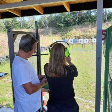 Szkolenie i zawody strzeleckie